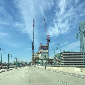 Cira South Construction Progress